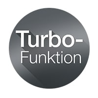 Turbo-Funktion