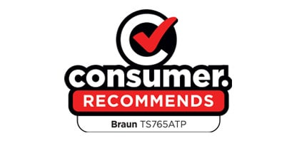 Consumer Recommends TS765ATP