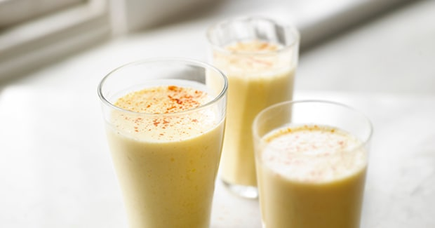 Mango Lassi Hand Blender Recipe