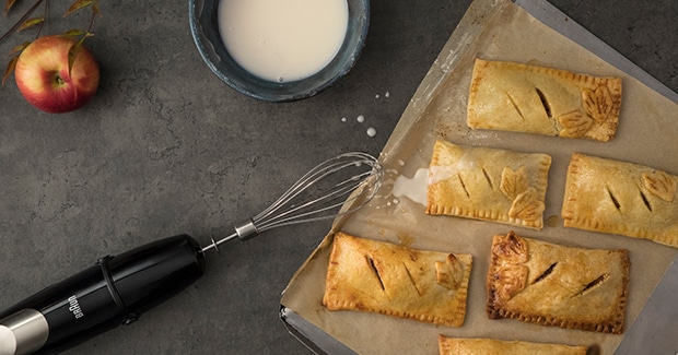 Apple Bacon Hand Pies
