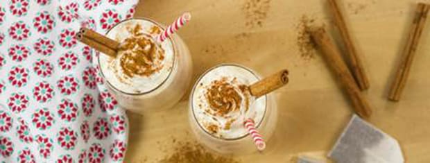 Frozen Almond Spiced Chai