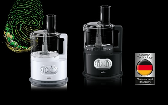 IdentityCollection Food processor