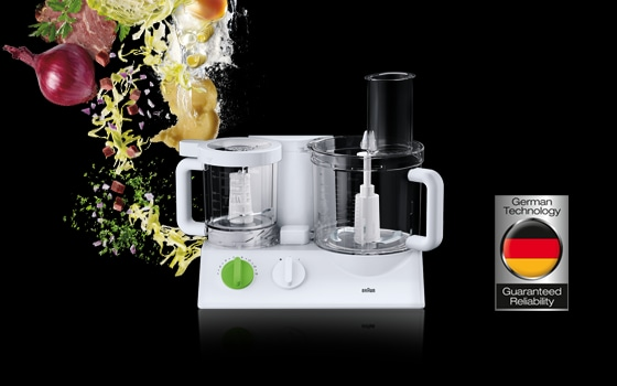 TributeCollection Food processor