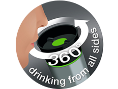 360 degree -drinking