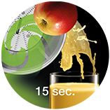 High performance juicing system