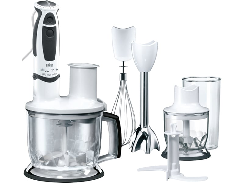 Multiquick 5 hand blender - MR570 Patisserie Key Features