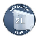Extra-large tank