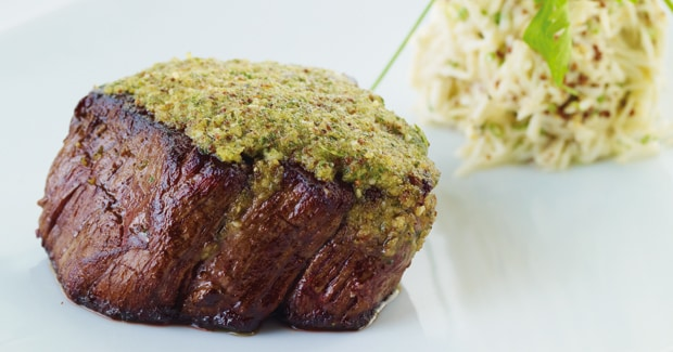 Fillet steak (Marc Fosh)