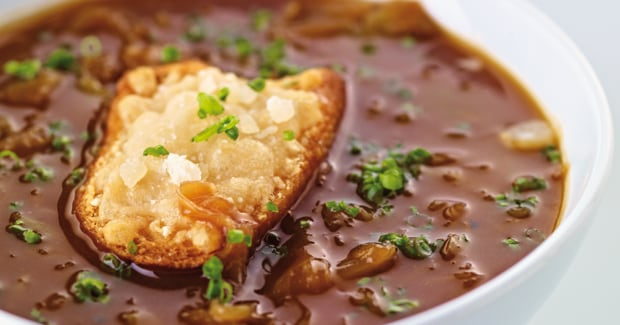 soup souffletopped onion soup and healthy onion soup balsamic red ...