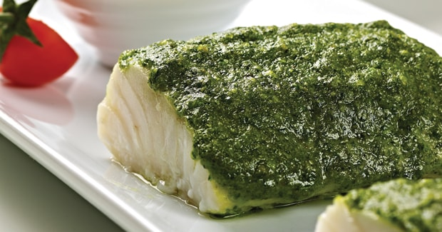 Fillet of cod (Marc Fosh)