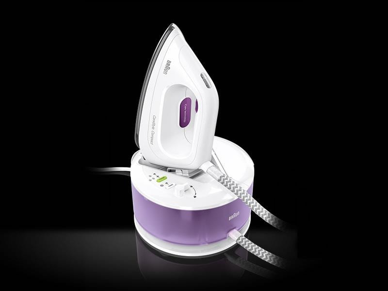 Braun Household CareStyle Compact Steam Station IS 2044 VI