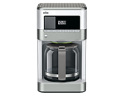 BrewSense Drip Coffee Maker - KF6050 WH