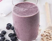 Blueberry Apple Smoothie Blender Recipe