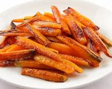 Cumin Carrot Fries