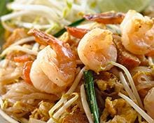 Shimp Pad Thai Hand Blender Recipe