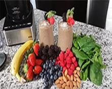 Biotin Berry Smoothie