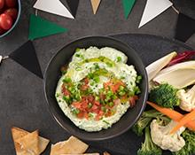 "Cheesy ""Better for You"" Jalapeño Dip"