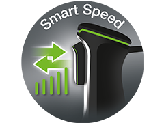 Smart Speed technology