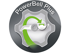PowerBell Plus Mixfuß
