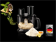 "Robot da cucina ""All-in-one"" MQ 70 Black di Braun Italia"