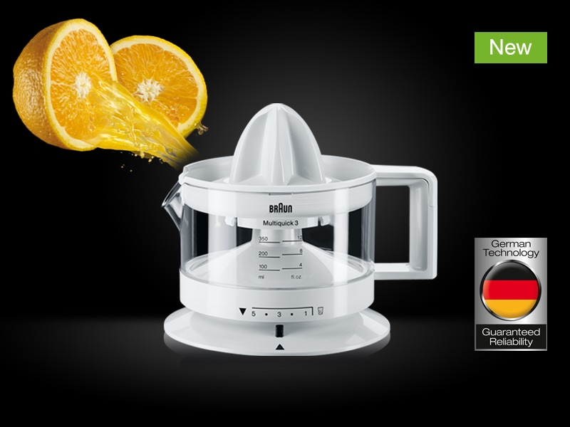 Braun Citrus juicer CJ 3000