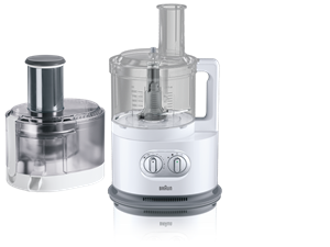 Foodprocessor IdentityCollection FP 5160 WH