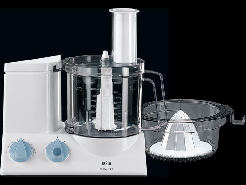 Multiquick 3 kitchen machine
