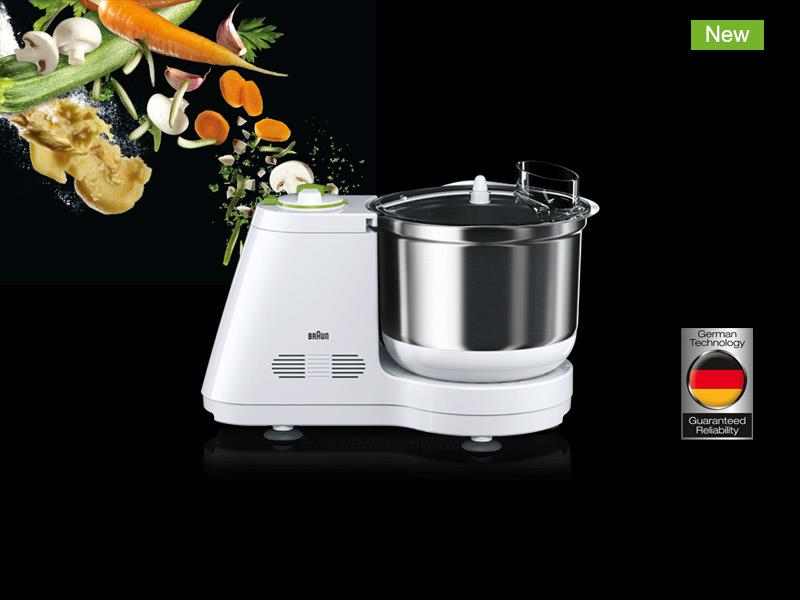 Braun Kitchen machine KM 3050