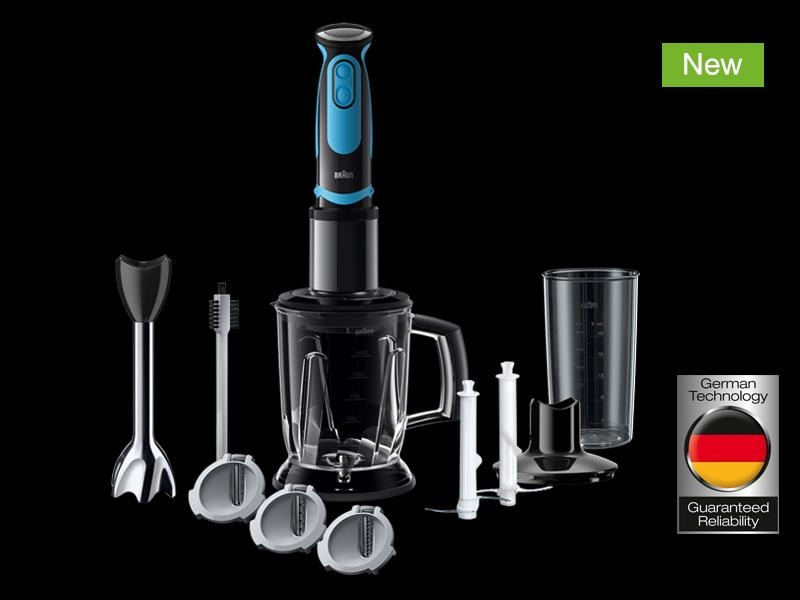 Braun household MultiQuick 5 Fit Hand Blender MQ5064BK