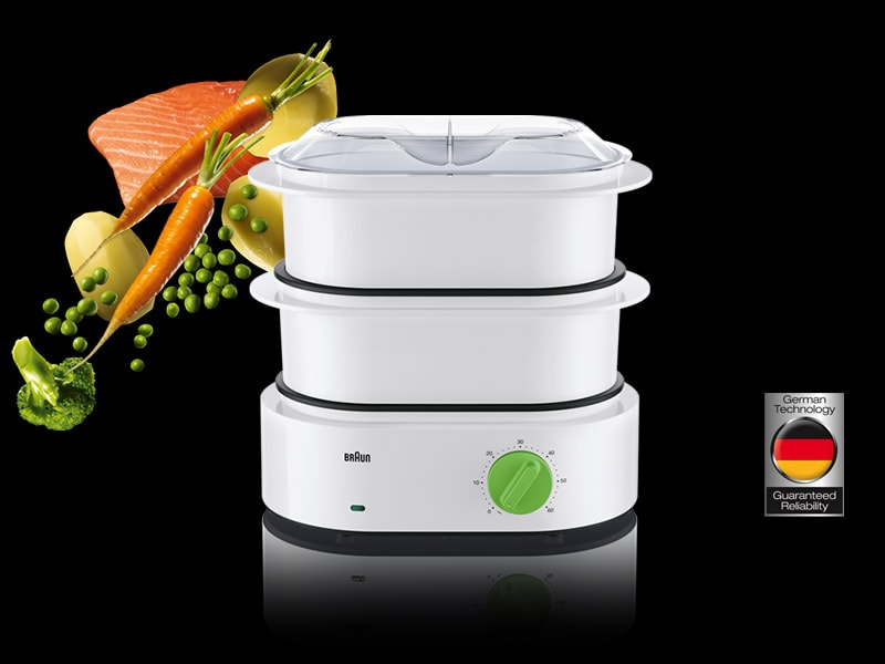 Braun Food steamer FS 3000