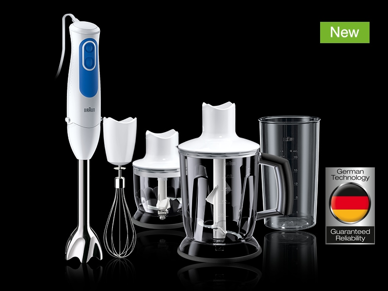 MultiQuick 3 Hand blender - MQ 3045 - Aperitive