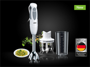 The Multiquick 3 hand blender from Braun Household, South Africa.