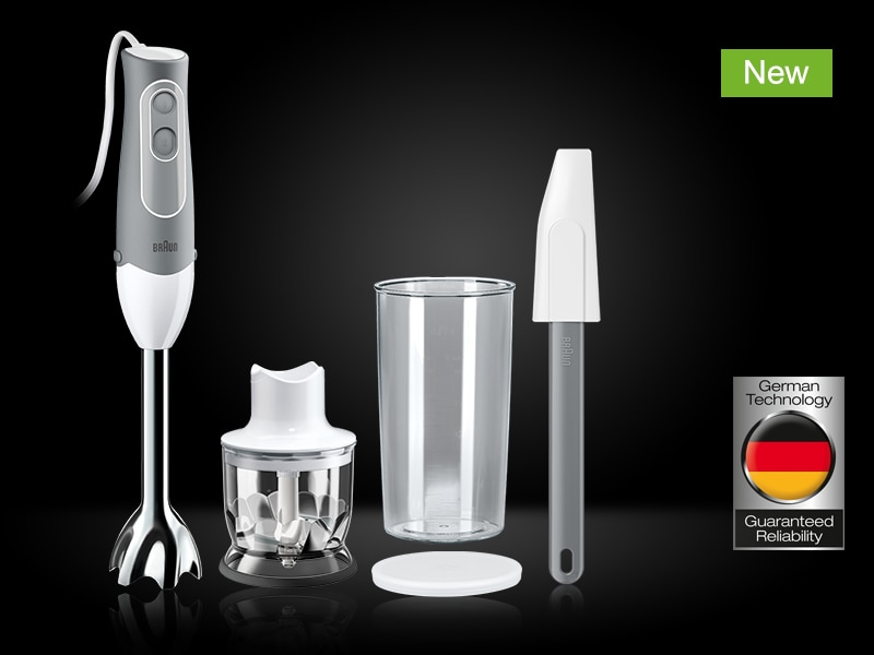 Multiquick 5 Baby Food Maker And Hand Blender Mq523