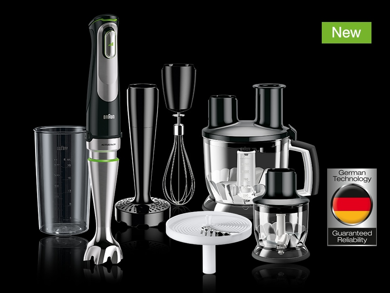 braun food processor india