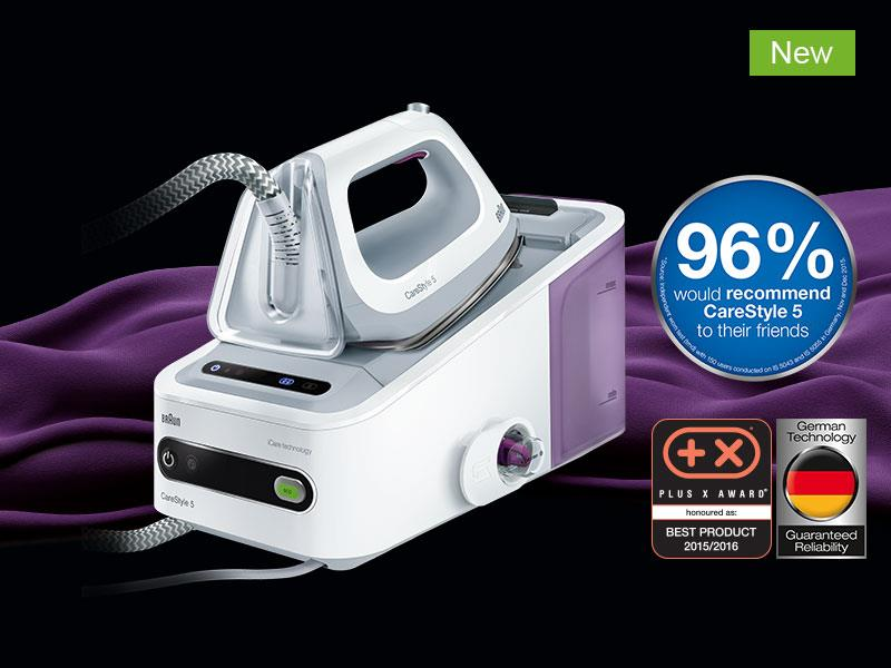 Sistema stirante CareStyle 5 IS 5043 di Braun Italia