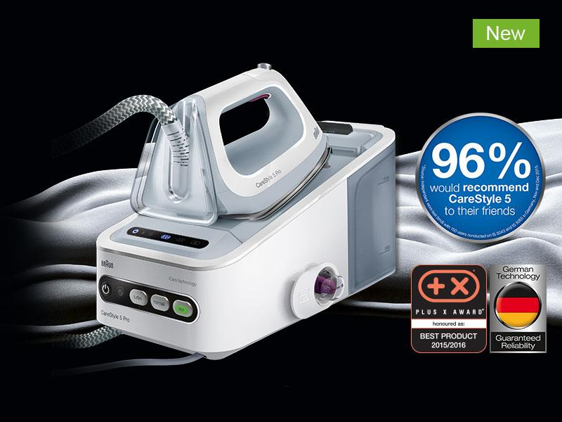 CareStyle 5 System do prasowania IS 5055
