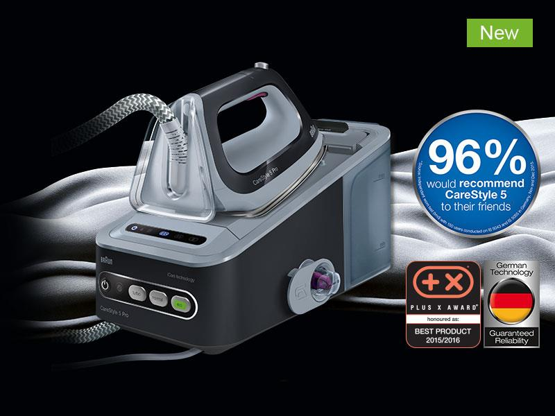 Sistema stirante CareStyle 5 IS 5056 di Braun Italia