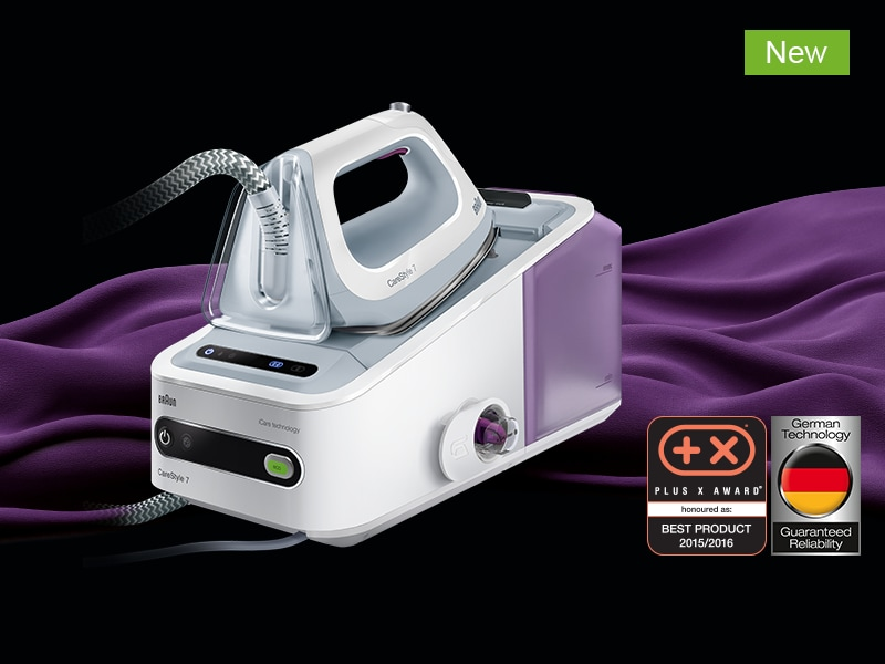 Braun Household CareStyle 7 Steam Generator Iron IS 7043