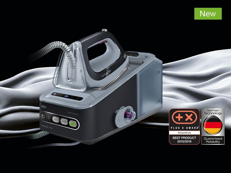 CareStyle 7 Steam generator iron IS 7056 Pro - 0128781624