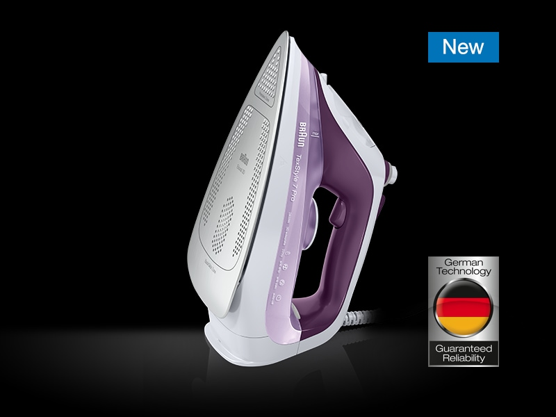 TexStyle 7 Pro Steam Iron - SI 7046 VI