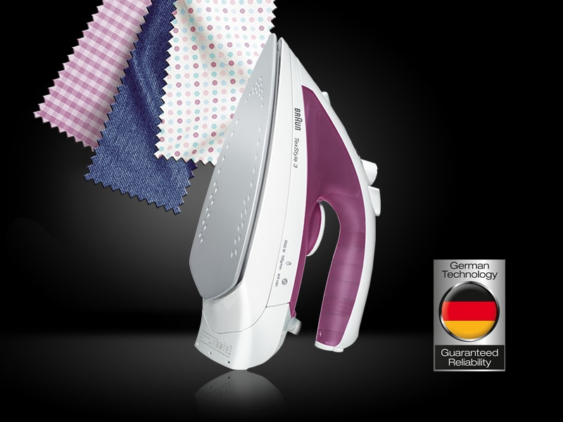 TexStyle 3 Steam Iron TS 320C