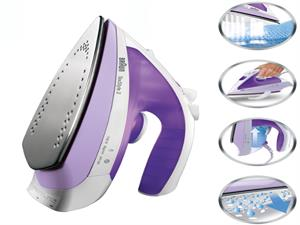 TexStyle 3 Steam Iron TS 320
