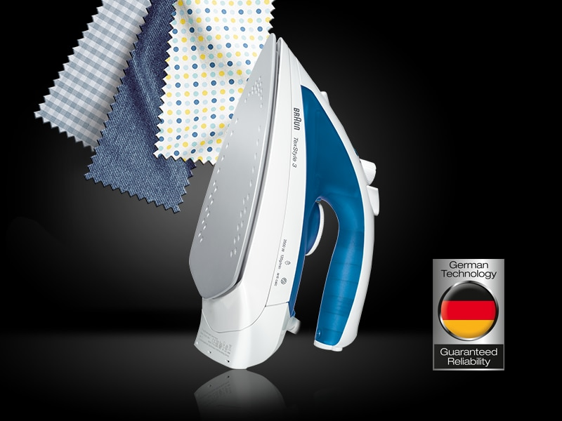TexStyle 3 Steam Iron TS 340C