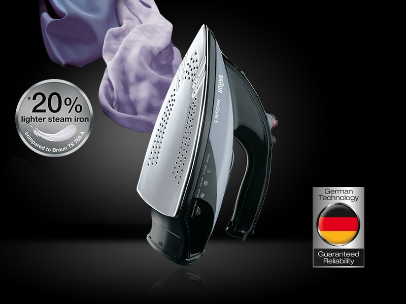 steam-iron-ts545-black