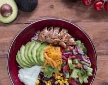 Mexican Bowl Recipe from Braun Household