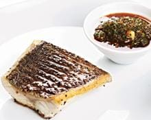 Star anise spiced sea bream (Marc Fosh)