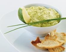 Avocado and lime dip (Marc Fosh)