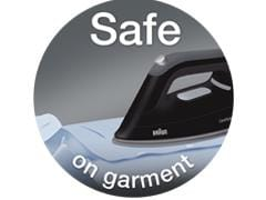 Safe on garment
