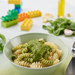 Spinat-Pesto