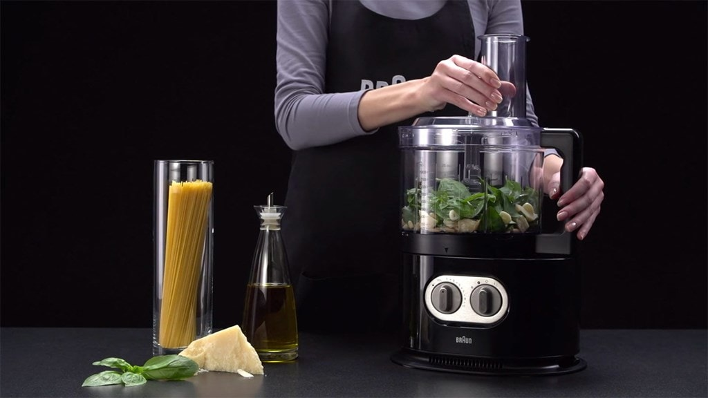 Watch the video: Braun IdentityCollection food processor FP 5150